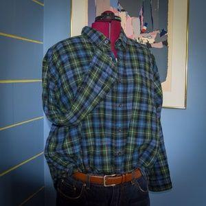 L. L. Bean flannel